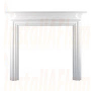 Ekofires 7070 51'' White Fireplace Surround.jpg