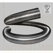 Flexible flue liner for Gas and Oil