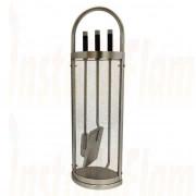 H+S Companion Set 1 - 4 pcs Stainless Steel / Black.jpg
