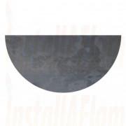 Half Circle - Brazilian Black Natural Slate.jpg