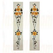 July Yellow/Ivory Fireplace Tiles.jpg