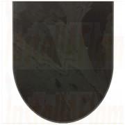Large D Rectangle - Brazilian Black Natural Slate.jpg