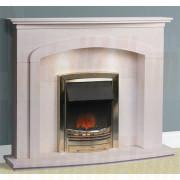 Allstone Rothbury Portuguese Limestone Fireplace