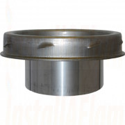 Twin Wall Flue - Adaptor - 152mm Ø.jpg