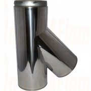 Twin Wall Flue 135° Tee - 152mm Ø .jpg