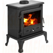 The Firefox 8 Multifuel Stove