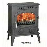 The Firewarm 8 Multifuel Stove