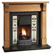 Bedford Pine Surround with Prince Victorian Tiled Insert.jpg