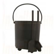 """Coal Bucket & Companion Set 15"""""""