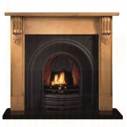Crown Black Cast Fireplace Insert.jpg