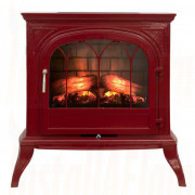 Eko 1250 Burgundy Electric Stove.jpg