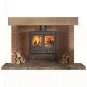 Firefox 12 Multi-Fuel Stove Complete Fireplace.jpg