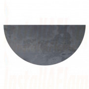 Half Circle - Brazilian Black Natural Slate.jpg