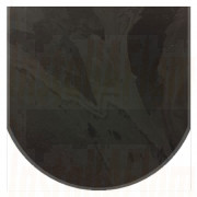 Medium D Square - Brazilian Black Natural Slate.jpg
