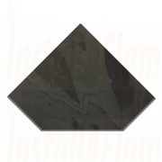 Pentagon - Brazilian Black Natural Slate.jpg
