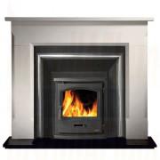 Sienna Agean Limestone Fireplace, Oxford Fascia.jpg