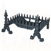 Swans Nest shown with Pinnacle Cast-iron fireplace Dogs.jpg