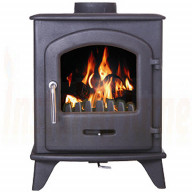 Broseley Serrano Multifuel Stoves, 3,5, and 7kW