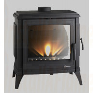 invicta Sedan 15Kw Woodburning Stove (Anthracite)