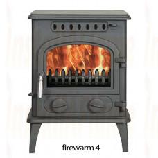 Firewarm 4kW Defra Approved Stove