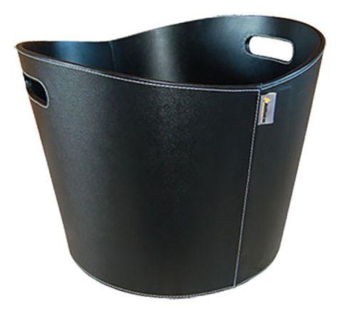 Aduro Proline Fire-basket Black Faux Leather.jpg