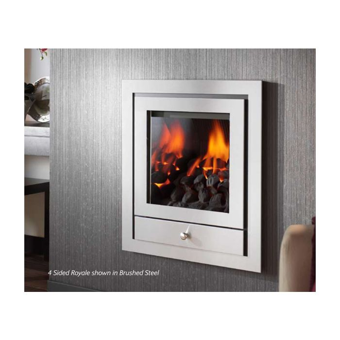 Crystal Fires Brushed Finish Montana / Royale 4 sided Hole in Wall Fire.jpg