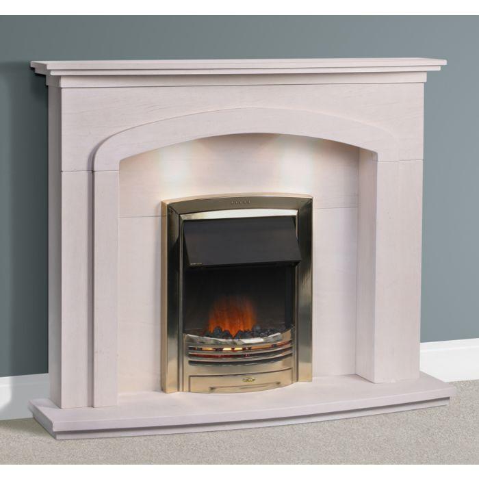 Arialva Portuguese Limestone Fireplace a natural superior quality limestone surround.jpg