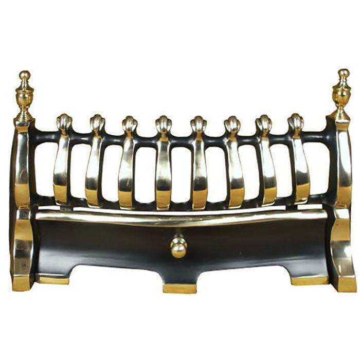 Blenheim Antique Brass with finials.jpg