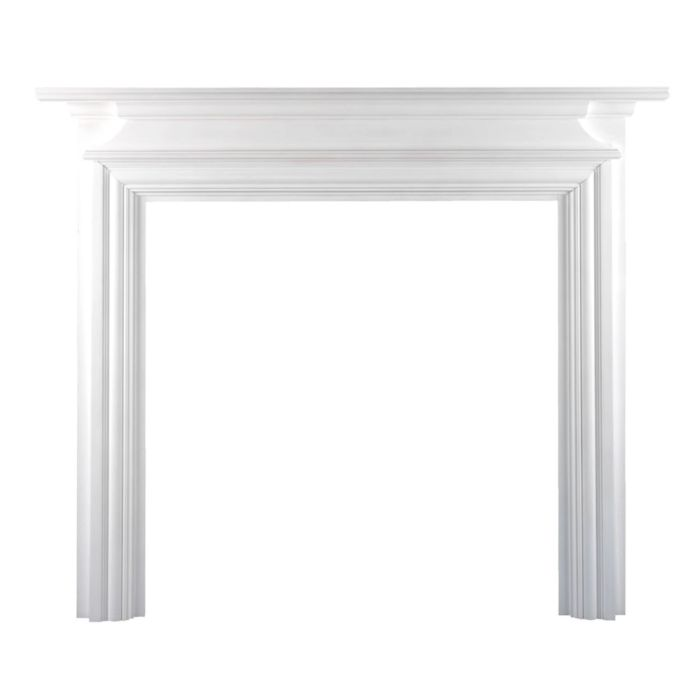 Ekofires 7020 44'' White Fireplace Surround.jpg