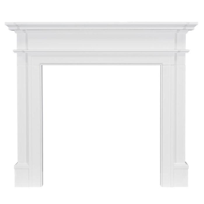 Ekofires 7050 48'' White Fireplace Surround.jpg