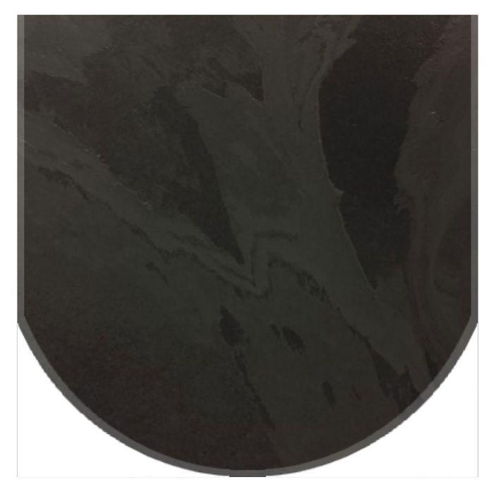 Medium D Square - Brazilian Black Natural Slate.jpg