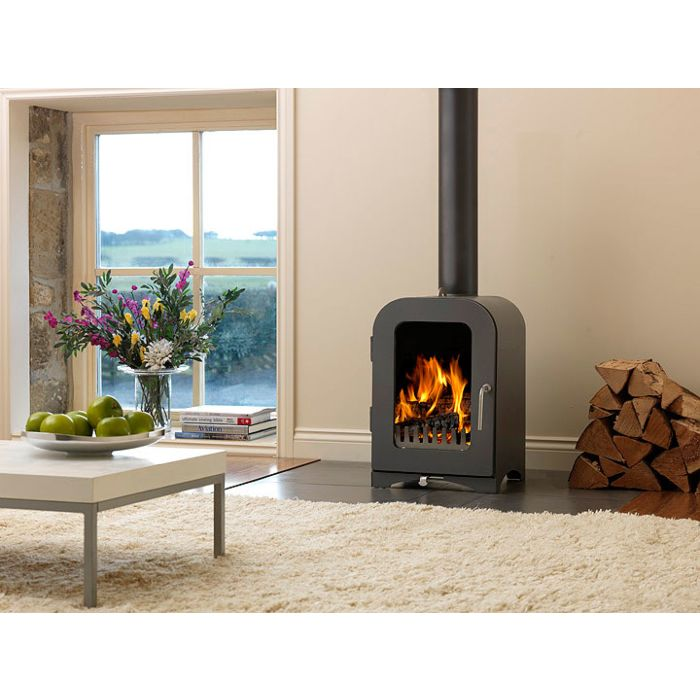 Vesta V4 Woodburning Stove