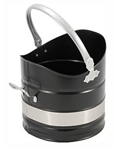 Adeney Bucket Black/Pewter.jpg