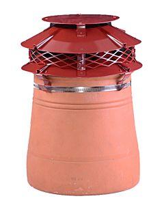 Brewer UFO Anti-Downdraught Cowl Strap Terracotta - Ø 150-200mm.jpg
