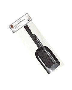 De vielle Fire Shovel & Brush Set 5