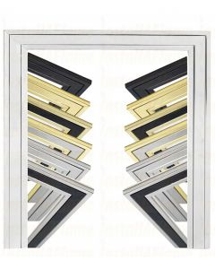 Fire Frame Magnetic Inlay panel Fire Trim