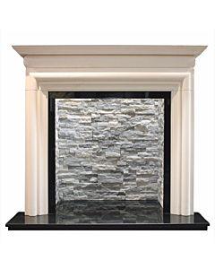 Kenna Aegean Limestone Fireplace.jpg