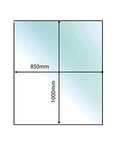 Rectangular (Transparent)
