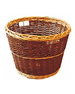 Round Rustic Log Basket.jpg