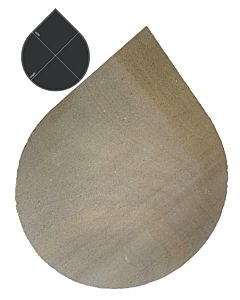 Teardrop Light Buff Sandstone Hearth.jpg