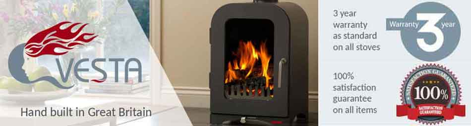 Vesta Woodburning Stoves