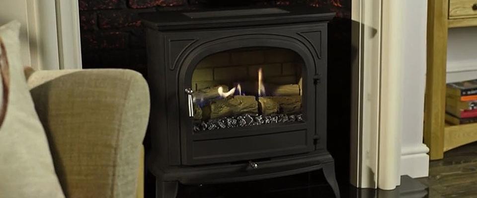 Eko Fires 1050 LCD Electric Stove